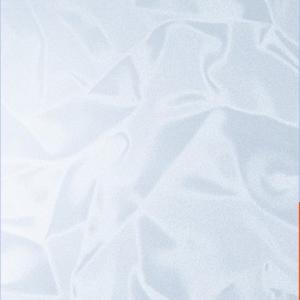 Madras-Silk weiß, 5 mm